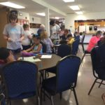 Wyandotte UMC art workshop pre hunt5