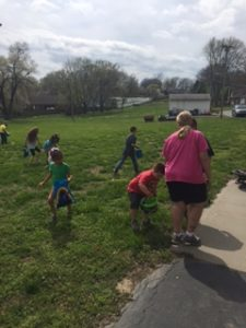 Wyandotte UMC Easter Egg Hunt is on